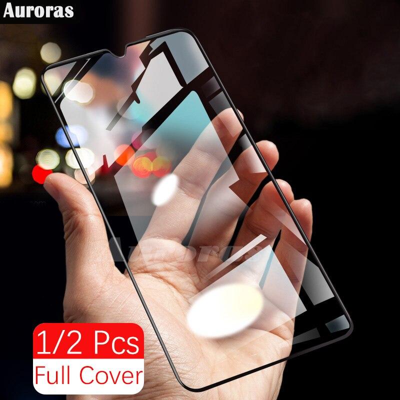 Auroras Protector de pantalla para Infinix smart 3 Plus película de vidrio 9D completa de cristal templado de pantalla para smart 3 plus de vidrio