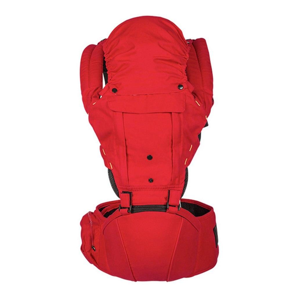 Portabebés Hipseat, eslinga delantera transpirable para bebé, cómoda mochila eslinga, envoltura, portabebés ergonómico, novedad