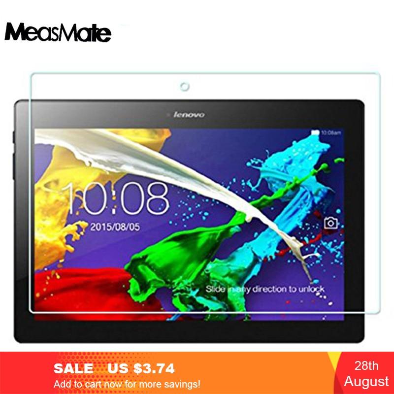 Vidrio templado para Lenovo Tab 3 10 Business/TB3-X70F TB3-X70N/X70F X70N Tab3 Tablet Protector de pantalla película protectora