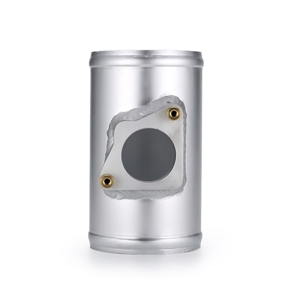 Tubo de entrada de ar do carro sensor de fluxo de ar montagem adaptador modificado sensor flange base medidor de fluxo de ar para toyota suzuki mazda