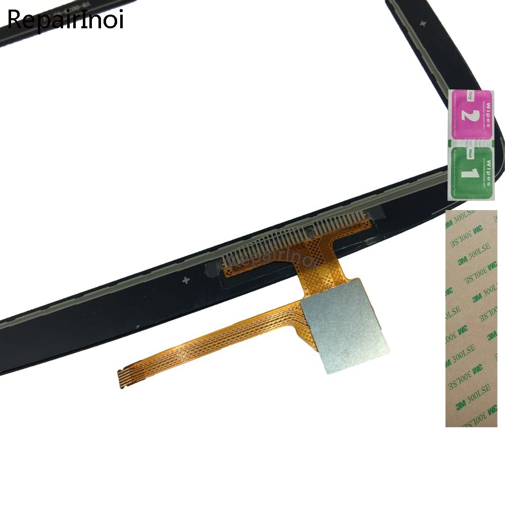 10Pieces/Lot GPS Touch Screen For Tomtom GO 500 GO 5000 GPS Repair Replacement Part Touch Screen Digitizer Sensor Adhesive enlarge