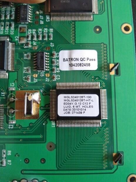 الأصلي ل MGLS240128T LCD شاشة عرض لوحة LCD لوحة