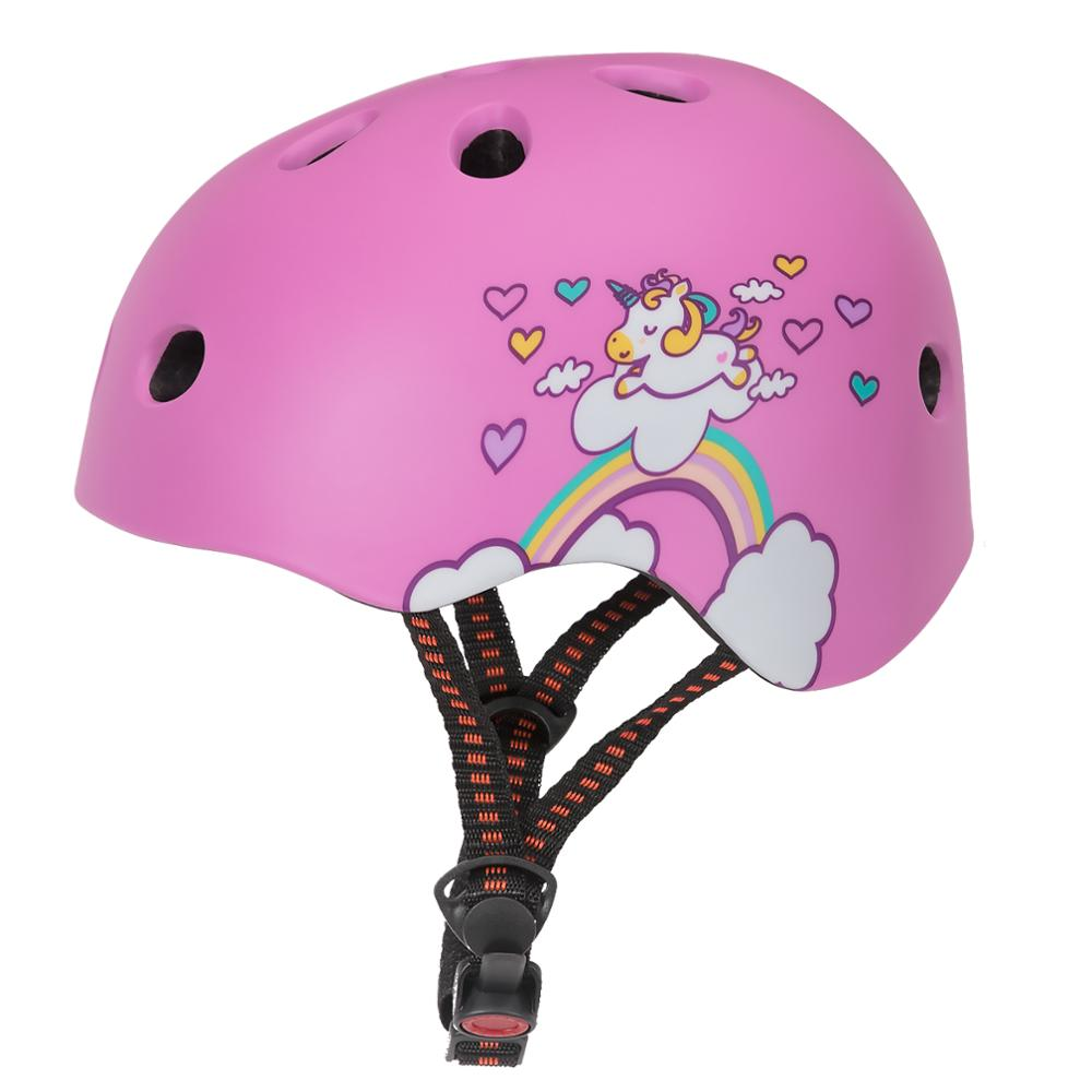 Kids Helmet Bicycle Ultralight 3-6 Years Children's Protective Gear Girls Cycling Riding Helmet Kids Bicycle casco ciclismo cap