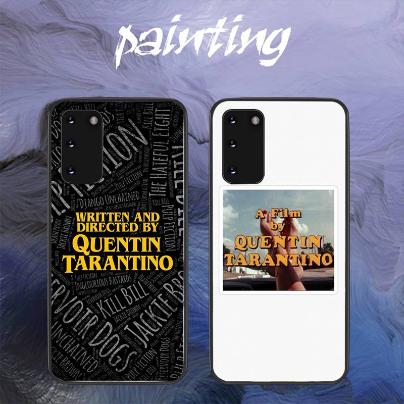 ruicaica-written-and-directed-by-quentin-tarantino-phone-case-for-samsung-s-4-6-7-5-8-9-10-20-plus-lite-edge-s10-5g