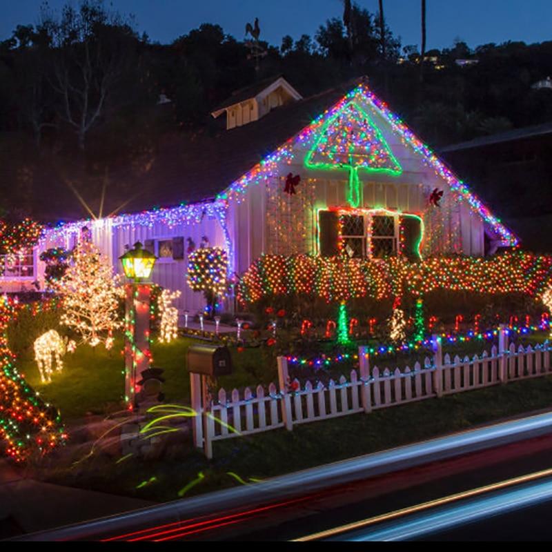 Vakantie LED kerstverlichting buiten 100m 50m 30m 20m 10m LED - Vakantie verlichting - Foto 6