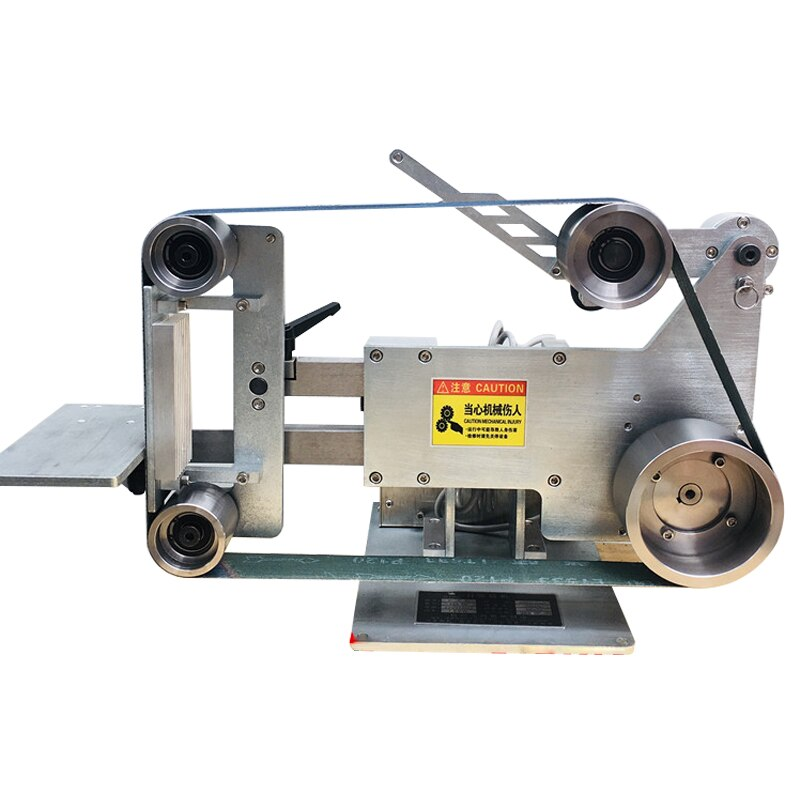 آلة تلميع الأسلاك G3 ، آلة حزام الرمل V-groove ، متعددة الوظائف ، لشحذ السكين الرأسي والأفقي