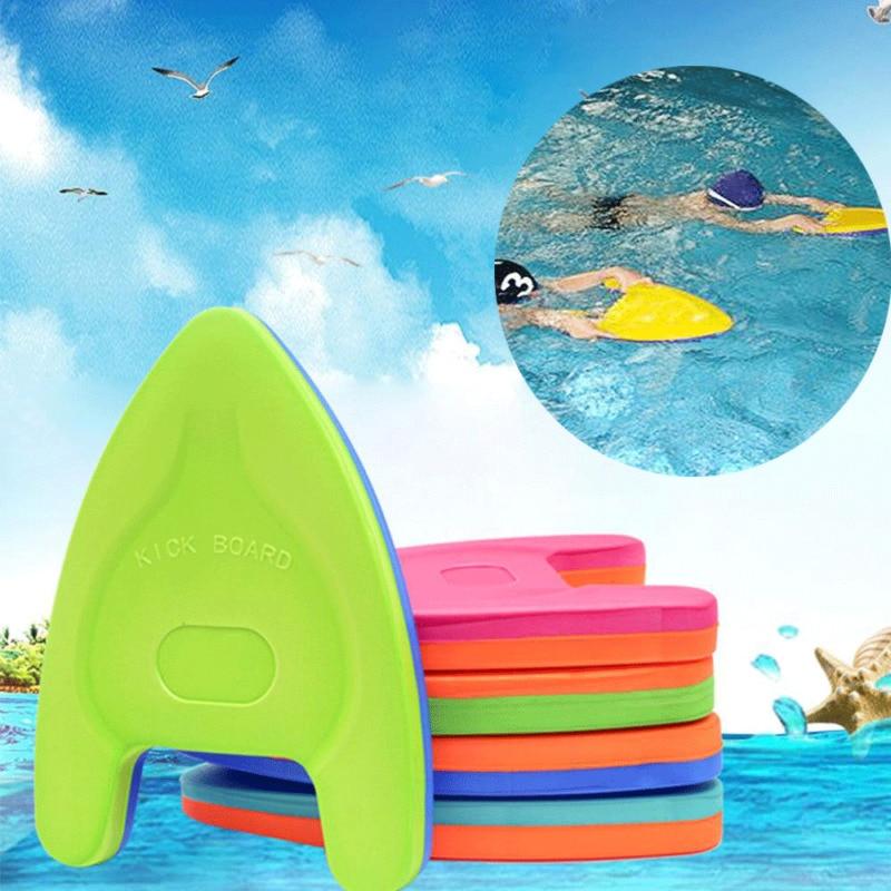 Nadar kickboard crianças adultos piscina segura auxílio à formação float kick board espuma piscina ferramenta