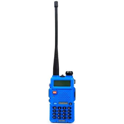 Walkie Talkie baofeng uv-5r-Blue