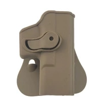 tactical imi gun holster magazine clip pouch for glock 17 18 19 22 23 airsoft case pistol holsters gun accessories hunting gear