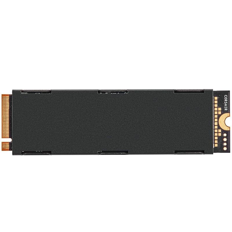 Corsair MP600 Pro 1TB 2TB Gen4 PCIe x4 NVMe M.2 SSD – High-Density TLC NAND – Aluminum Heatspreader – M.2 2280 Form-Factor enlarge