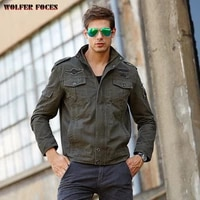 fashion trend cold insulation military mens casual jacket hot sale rushed genuine the new listing direct selling panic buying