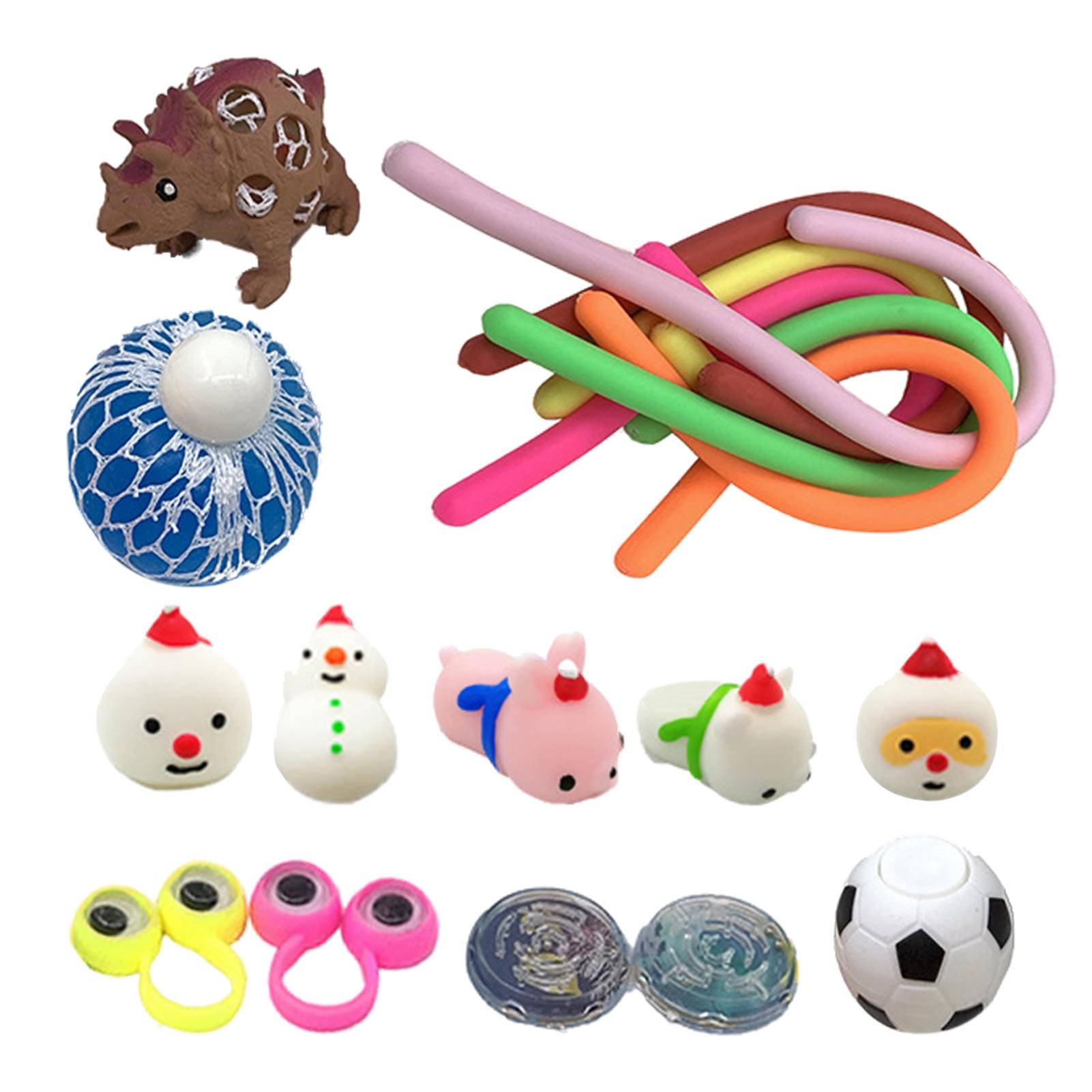 Hot Sell Sensory Fidget Toy Set Stress Relief Toys Bundle For Teens Adults Sensory Toys Anti Stress Ball enlarge