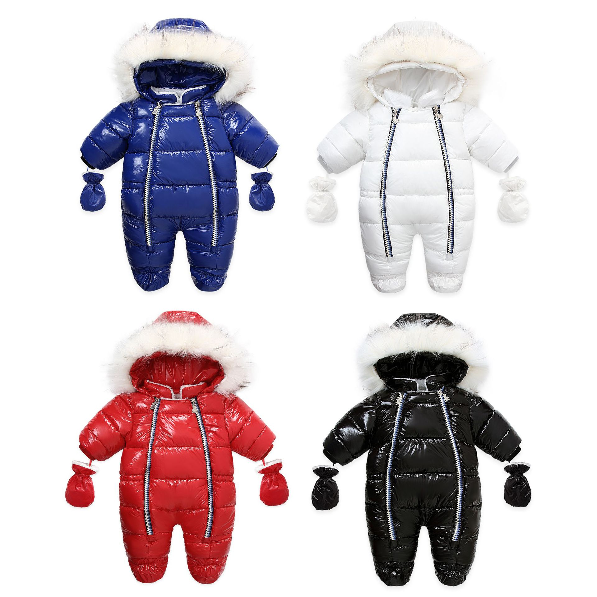 children-fur-hooded-outerwear-jumpsuit-baby-girl-boy-snowsuit-russian-winter-infant-ovealls-baby-thick-rompers-with-gloves
