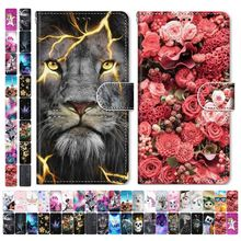 Boys Girls Kids Lovely Phone Bags For Case Redmi 7 7A Redmi 6 Pro 6A Animal Flower Tower Dog Cat But