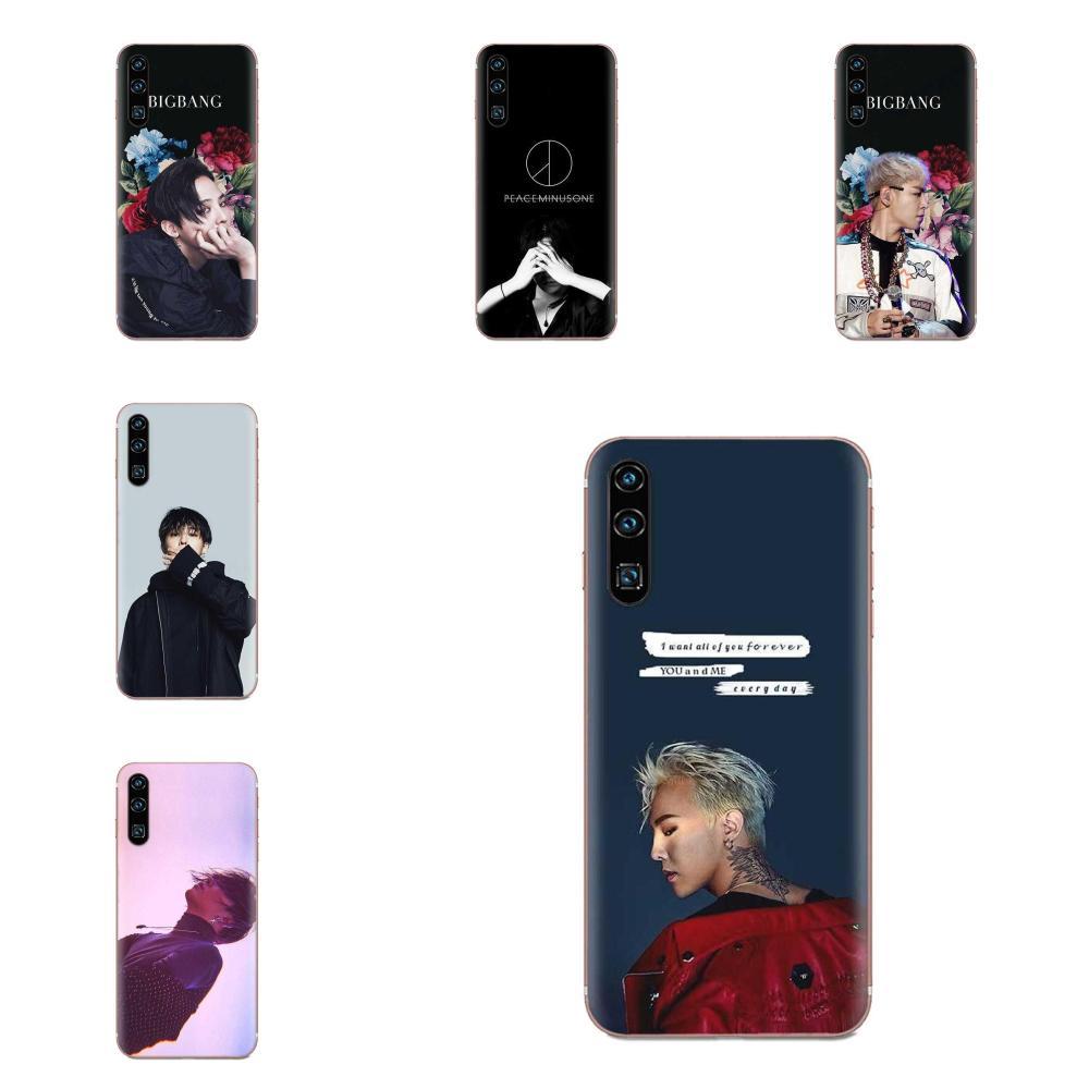 Bigbang Meninos De Luxo Para Huawei Honra 5C 5X 6A 6X 7 7A 7X 8 8A 8S 8X 9 10 30 Lite Pro Y6 II Y7 Y9 Prime 2019