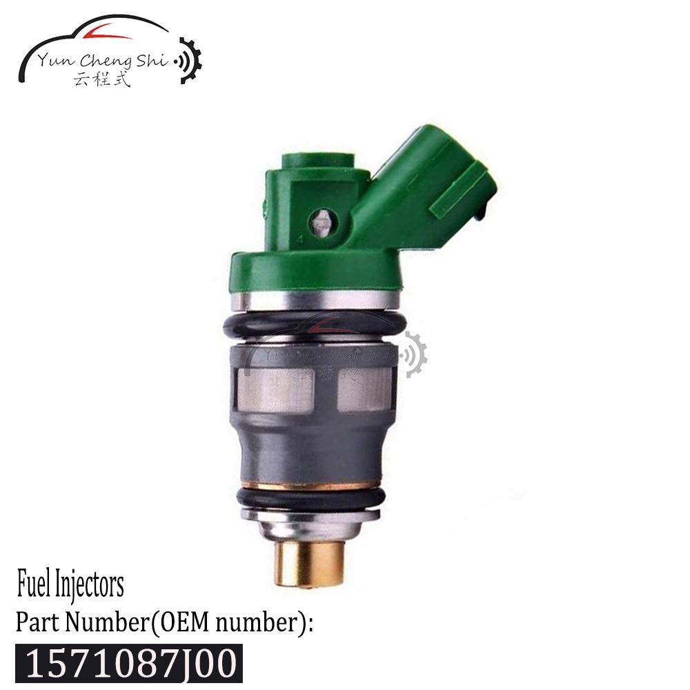 Válvula de inyector de combustible 15710-87J00 1571087J00 apta para Suzuki DF40 DF50 1999-2010