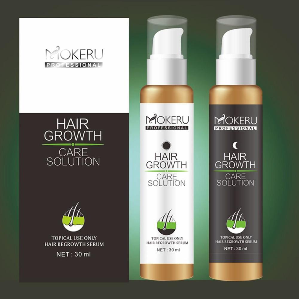 Mokeru Hair Regrowth Essential Oils Original Authentic 100% Hair Loss Liquid Products Health Care Be