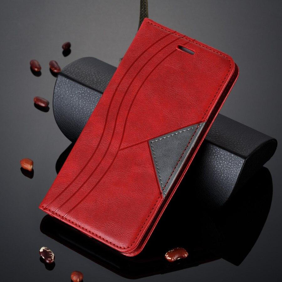 Роскошный кожаный чехол-бумажник с откидной крышкой для Huawei P40 P30 P20 Mate 30 20 Pro Lite Y6 Y7 P Smart Plus 2019 Магнитный чехол-держатель для карт