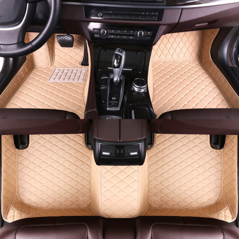 Custom Car Floor Mats for DS DS-6 DS-5 DS-5LS DS7 DS3 car styling auto accessories