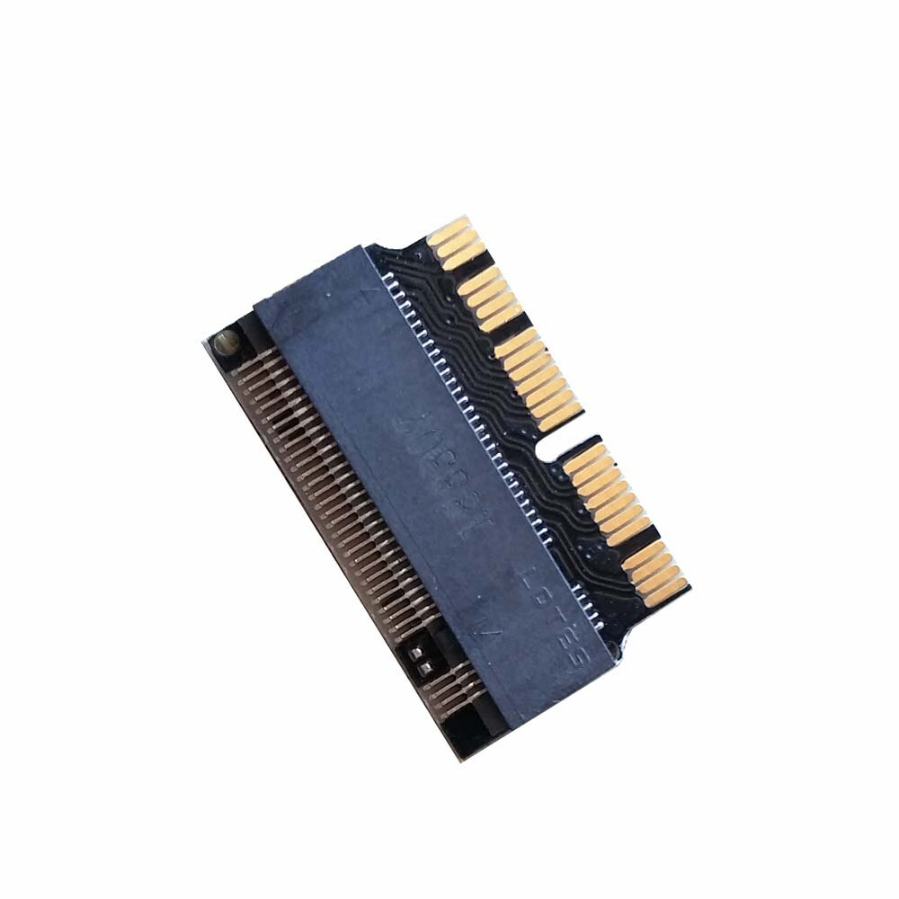 L dodaj karty PCIE do adaptera M2 M.2 SSD PCIE Adapter SSD M2 Adapter M.2 NGFF AHCI 2280 SSD 12 + 16 Pin dla Macbook Air 2013