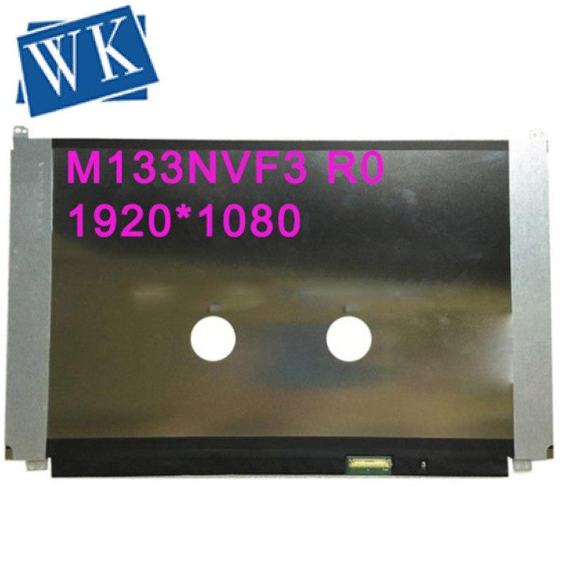 Envío Gratis M133NVF3 R0 13,3 pulgadas portátil Lcd pantalla Led