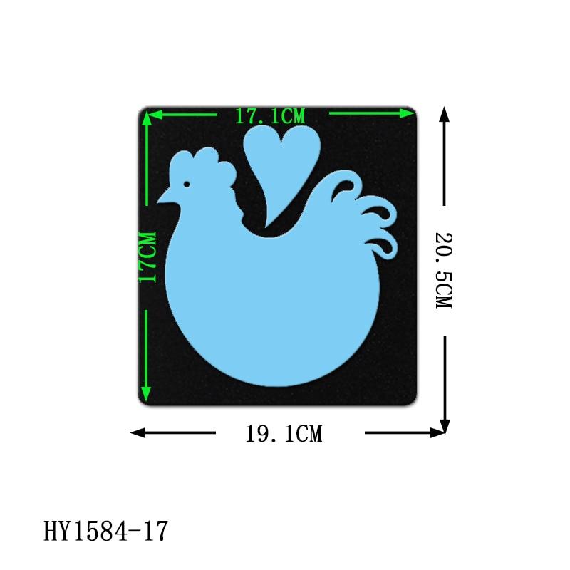 da galinha apropriados para máquinas comuns do corte de morrer no mercado