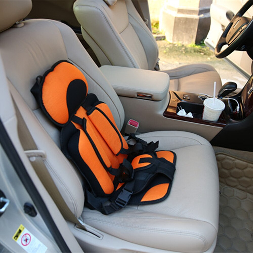 Portable Baby Safety Seat Toddler Convertible Booster Child Car Seat Cushion Pad  Infant Safe Seat Thickening Kids Car Seats