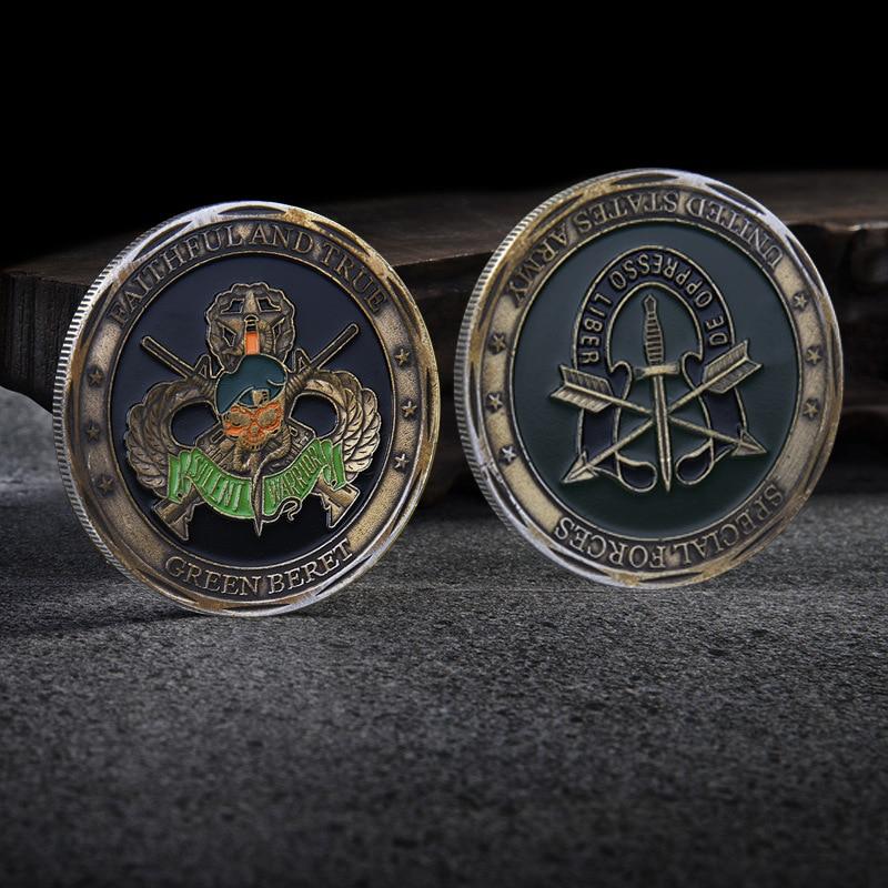 Памятная монета армии США, памятная монета армии США, коллекция памятных монет