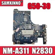 Brand New Aclu9/Nm-Aclu0 A311 Laptop Moederbord Voor For Lenovo Laptop Met N2840 G50 - 30 Cpu (intel Cpu 100% Test)