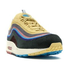 2020 Sean Wotherspoon 97 Mens Running shoes INRI Jesus UNDEFEATED Triple black 97s Reflective Bred M