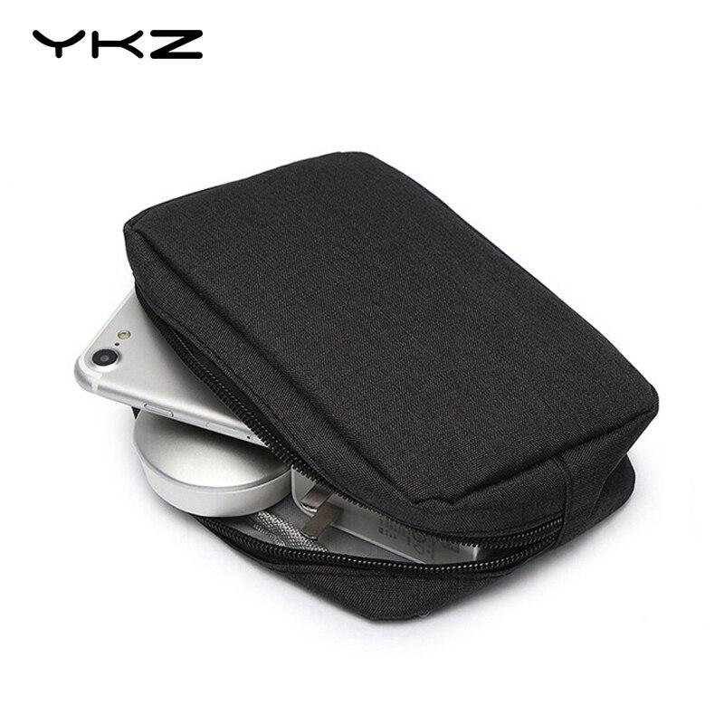 YKZ, funda protectora para banco de energía, bolsa de tela Oxford, disco duro externo, funda para banco de energía, funda HDD, funda para iPhone xiaomi PowerBank