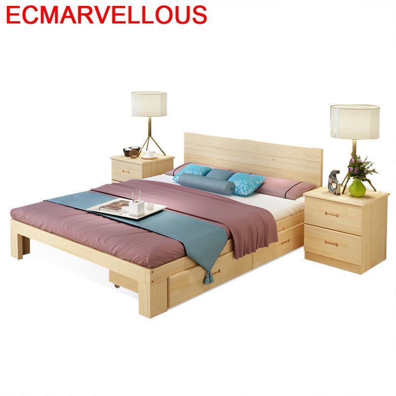Meuble De House Mobili Per La Каса Одноместный Letto Matrimoniale Yatak odsi Mobilya Mueble мебель для спальни
