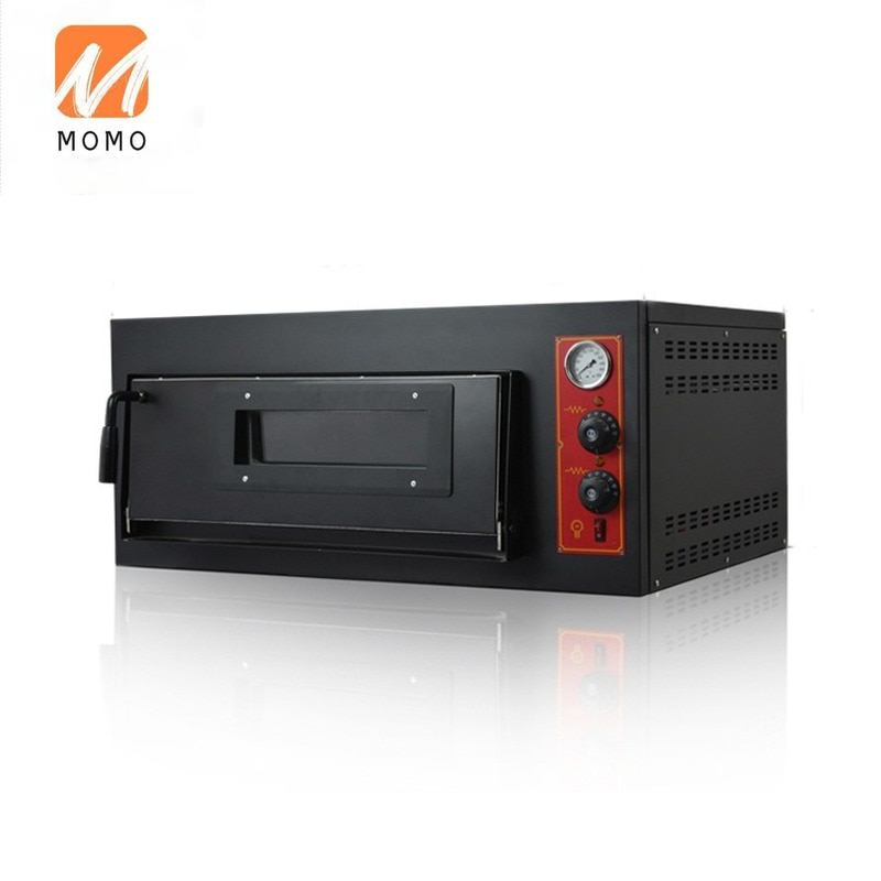 Commercial Electric Automatic baking equipment Pizza Baking single deck oven  Electric Oven for business use