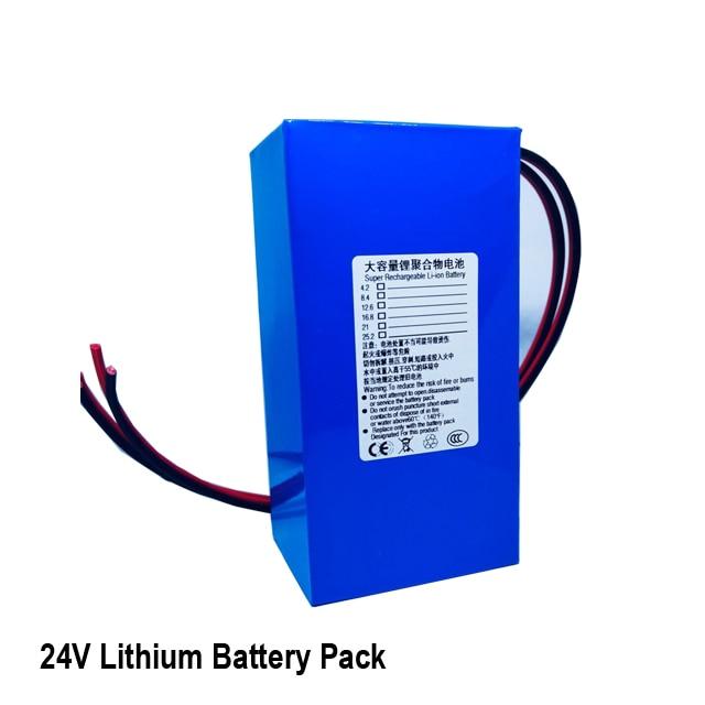 سوبر قابلة للشحن OEM 24 فولت بطارية ليثيوم حزمة 15A ماكس الناتج 20A-30A للضوء الشارع الشمسية