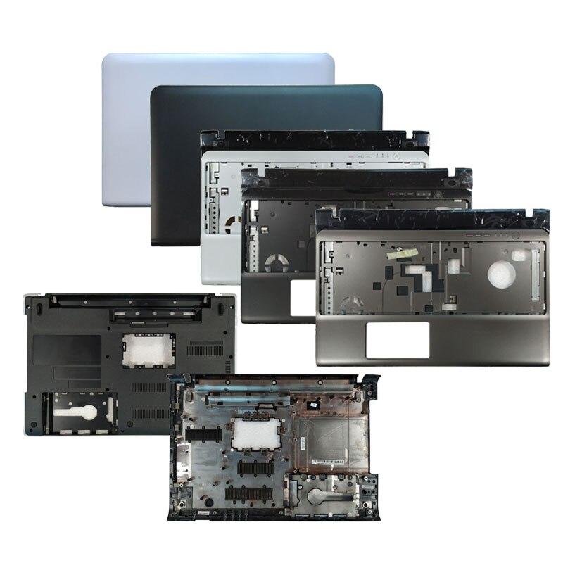 لسوني Vaio SVE151C11T SVE151J13M SVE1511X1EB SVE1512E6EW SVE1512F1RW العلوي LCD الغطاء الخلفي/Palmrest غطاء/غطاء سفلي لصندوق الكمبيوتر