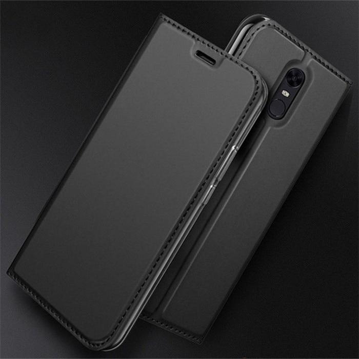 Étui en cuir pour Xiaomi Redmi Note 8 8A 7 7A 5 6 4X Pro 4 6A 5A S2 aimant étui à rabat pour Xiaomi Mi A3 A2 9 8 Lite 9T Pro