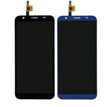DEXP Z355 Lcd Display Digitizer Touch Screen Panel Lens Glazen Onderdelen Vergadering Module Vervanging 5.5Inch Sensor Z 355