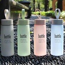 Handy Gift Cup Fashion Glass Handle Cup Bert Student Portable Creative Korean Style Tea Cup Glass Wa
