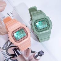 Роскошные женские часы, спортивные часы с датой, многофункциональные электронные часы для женщин, женская неделя, топовый бренд 2021, модные ж...