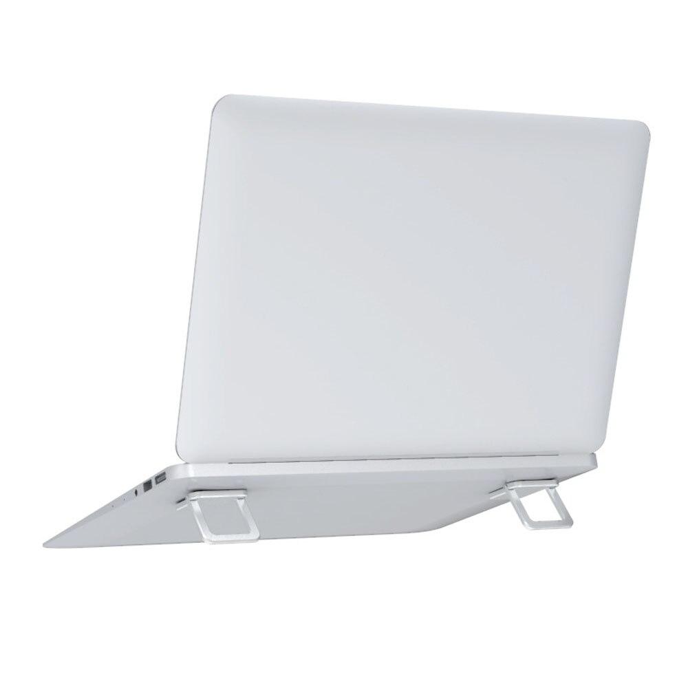 ¿Soporte plegable de aluminio para portátil Base ajustable de refrigeración y Accesorios...