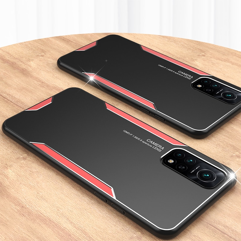 Чехол для Xiaomi Mi 10T Pro, Роскошный Жесткий матовый противоударный защитный чехол-накладка для Xiaomi POCO X3 NFC Mi10T 10tpro, чехол