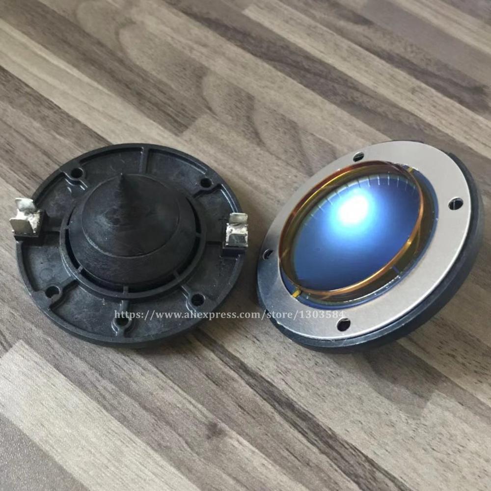 2 шт. AFT диафрагма для ND2-8 ND2S-8 ZX3 ZX5 TX2152 EV Electro Voice 800810100 8 Ом провода из чистого алюминия