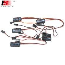 1 Pcs Flysky Spanning/Magneto-Optische Sense/Temperatuur Data-acquisitie Module & Ibus Backhaul Interface FS-iA6B FS-IA10