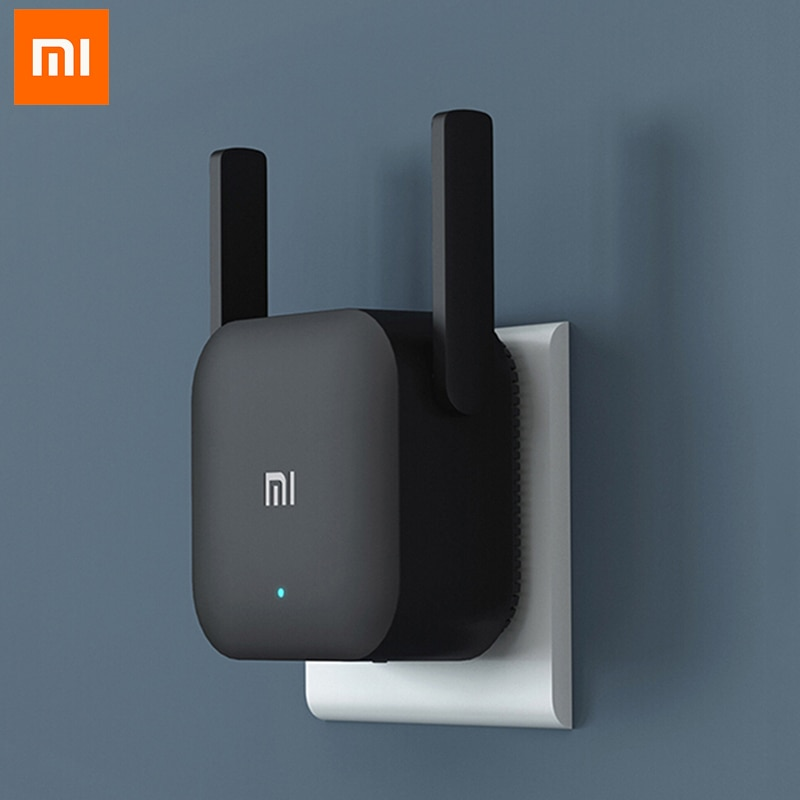 Global Version Xiaomi Mi Wi-Fi Range Extender Pro Mi Wireless Router 300M 2.4G Repeater Network Xiaomi Wifi Pro