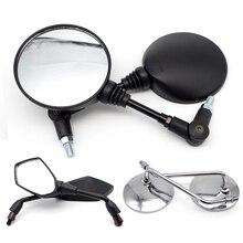 Accessoires Moto Moto Pitbike miroir 8mm 10mm pour mv agusta brutale 910r stradale 800 brutale 920 brutale 750 brutale 800