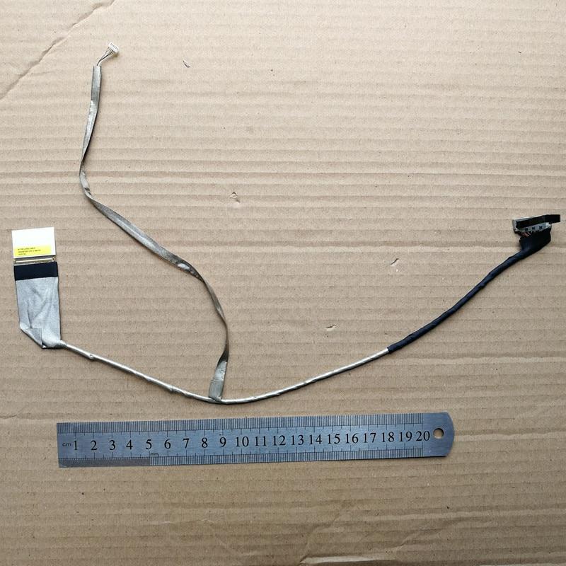 Nueva pantalla de ordenador portátil Cable de vídeo de LCD para HP CQ58 650 655 NT156 35040D300-GY0-G serie
