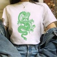 womens t shirt latest dragon totum o neck t shirt printing casual short sleeved street t shirt harajuku top