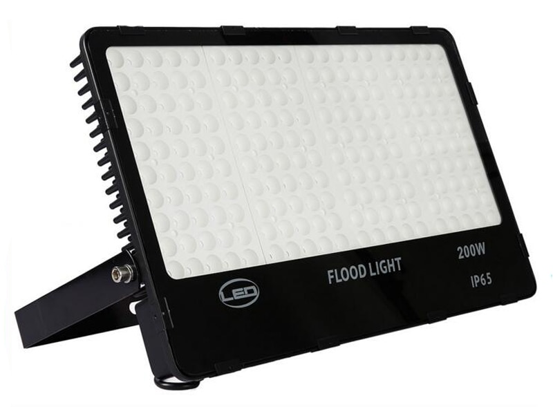 Foco reflector ultradelgado LED Exterior 8 unids/lote 100w 150w 200w AC85-265V impermeable...