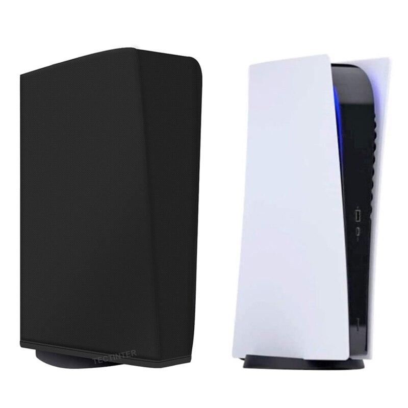 Мягкий пылезащитный чехол для PS5 Disk/цифровой консоли, пылезащитный чехол для PlayStation 5, аксессуары для игровой консоли