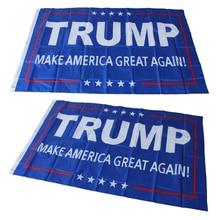 1Pc Donald Trump Flag Make America Great Again Donald For President USA 150x90cm